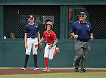 (Cooperstown, NY, 08/17/16) Springfield Cardinals at Cooperstown Dreams baseball tournament on Wednesday, August 17, 2016. Photo by Christopher Evans