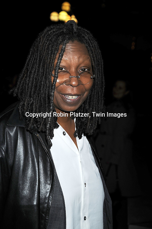 Whoopi Goldberg..at The ABC Daytime Casino Event on October 23, 2008 at ..Guastavinos in New York City. ....Robin Platzer, Twin Images