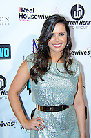 Karent Sierra attends Real Housewives of Miami Season 3 VIP Premiere Party, at Lou La Vie, Miami, FL, on August 6, 2013