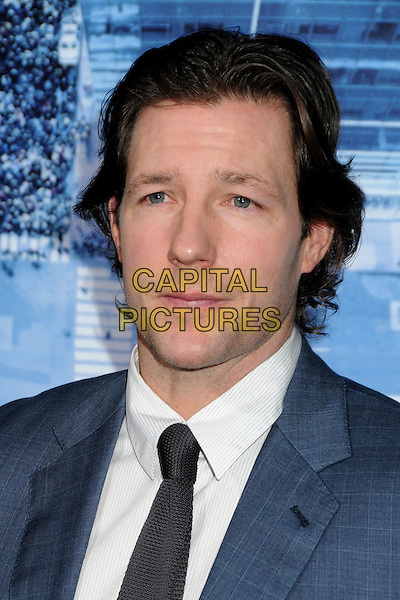 Edward Burns.L.A. Premiere of  'Man on a Ledge' held at The Grauman's Chinese Theatre in Hollywood, California, USA..January 23rd, 2012 .headshot portrait blue white shirt grey gray tie ed.CAP/ADM/BP.©Byron Purvis/AdMedia/Capital Pictures.
