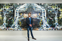Pearl Lam Galleries - Ben Quilty, Straight White Male