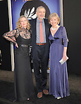 Lara Parker , David Selby and Kathryn Leigh Scott at The Warner Bros. L.A. Premiere of DARK SHADOWS held at The Grauman's Chinese Theatre in Hollywood, California on May 07,2012                                                                               © 2012 Hollywood Press Agency