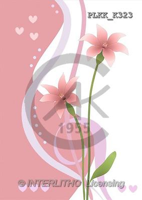 Kris, FLOWERS, paintings(PLKKK323,#F#) Blumen, flores, illustrations, pinturas ,everyday