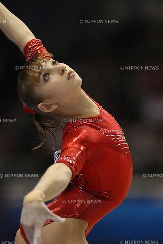 Victoria Komova (RUS), ..OCTOBER 8, 2011 - Artistic Gymnastics : ..2011 World Artistic Gymnastics Championships ..Women's Qualification ..at Tokyo Metropolitan Gymnasium, Tokyo, Japan. ..(Photo by YUTAKA/AFLO SPORT) [1040]