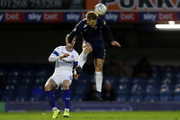 Stephen Humphrys of Southend United and Kieron Morris of Tranmere Rovers during Southend United vs Tranmere Rovers, Sky Bet EFL League 1 Football at Roots Hall on 11th January 2020