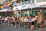 Hotel restaurant Katwijk, Holland