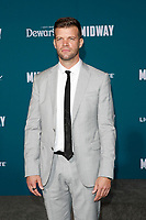 "LOS ANGELES - NOV 5:  Jason New at the ""Midway"" Premiere at the Village Theater on November 5, 2019 in Westwood, CA"