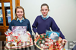 l-r  Alannah Whelan and Sandra Dalton at the St. Joseph's Secondary School, Ballybunion  Annual Christmas Fair on Monday
