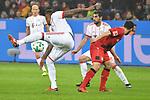 12.01.2018, BayArena, Leverkusen , GER, 1.FBL., Bayer 04 Leverkusen vs. FC Bayern M&uuml;nchen<br /> im Bild / picture shows: <br /> Jerome Boateng (Bayern Muenchen #17),  <br /> <br /> <br /> Foto &copy; nordphoto / Meuter