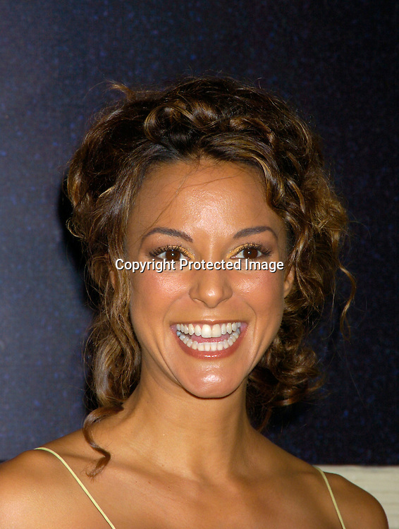 """Eva La Rue ..at the Broadway opening  of """" Dracula, The Musical"""" on ..August 19, 2004 at The Belasco Theatre in New York City...Photo by Robin Platzer, Twin Images"""