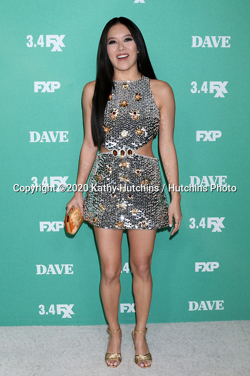 """LOS ANGELES - FEB 27:  Christine Ko at the """"Dave"""" Premiere Screening from FXX at the DGA Theater on February 27, 2020 in Los Angeles, CA"""