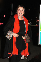 NEW YORK, NY - OCTOBER 25:  Isabella Rossellini spotted arriving for a 30th anniversary screening of 'Blue Velvet' at the Museum of Modern Art in New York, New York on October 25, 2016.  Photo Credit: Rainmaker Photo/MediaPunch