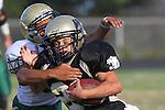 10-18-12 Mira Costa vs Peninsula Junior Varsity Football