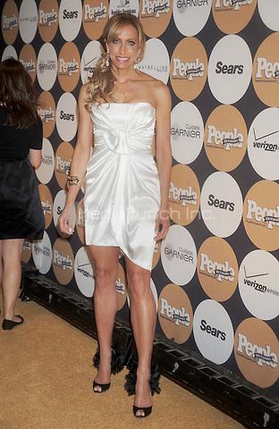 "Lili Estefan at People En Espanol's ""50 Most Beautiful"" Gala at The Edison Ballroom in New York City. May 13, 2009. Credit: Dennis Van Tine/MediaPunch"