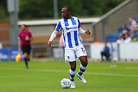 Kyel Reid of Colchester United during Colchester United vs Stevenage, Sky Bet EFL League 2 Football at the Weston Homes Community Stadium on 12th August 2017
