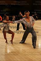 0801241392c UK Open dance competition. International Centre,  Bournemouth, United Kingdom. Thursday, 24. January 2008. ATTILA VOLGYI