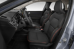 Front seat view of a 2020 Renault Captur Initiale Paris 5 Door SUV front seat car photos