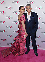 NEW YORK, NEW YORK - MAY 15: Katharine McPhee, David Foster attend the Breast Cancer Research Foundation's 2019 Hot Pink Party at Park Avenue Armory on May 15, 2019 in New York City. <br /> CAP/MPI/IS/JS<br /> ©JS/IS/MPI/Capital Pictures
