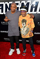 Spike Lee &amp; Dave Chappelle at the Los Angeles premiere of &quot;BlacKkKlansman&quot; at the Academy's Samuel Goldwyn Theatre, Beverly Hills, USA 08 Aug. 2018<br /> Picture: Paul Smith/Featureflash/SilverHub 0208 004 5359 sales@silverhubmedia.com