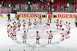 2011-12 NCAA Women's Hockey: Minnesota at Wisconsin