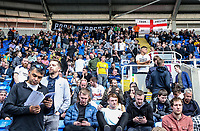 Preston North End supporters relax at half-time <br /> <br /> Photographer Andrew Kearns/CameraSport<br /> <br /> The EFL Sky Bet Championship - Reading v Preston North End - Saturday 30th March 2019 - Madejski Stadium - Reading<br /> <br /> World Copyright © 2019 CameraSport. All rights reserved. 43 Linden Ave. Countesthorpe. Leicester. England. LE8 5PG - Tel: +44 (0) 116 277 4147 - admin@camerasport.com - www.camerasport.com
