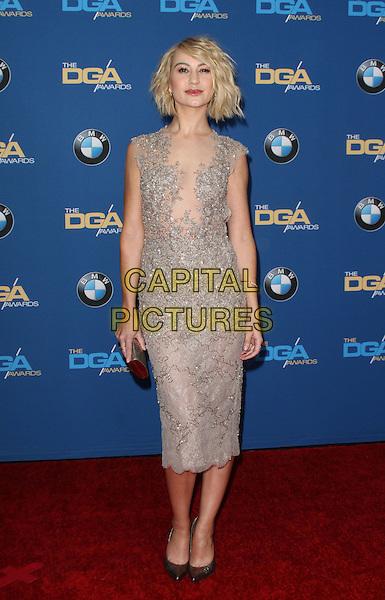 06 February 2016 - Los Angeles, California - Chelsea Kane. 68th Annual DGA Awards 2016 - Arrivals held at the Hyatt Regency Century Plaza. Photo Credit: AdMedia
