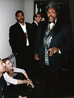 Madonna, Don King 1997<br /> Photo to By John Barrett-PHOTOlink