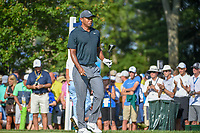 Tiger Woods (USA) heads down 12 during 1st round of the 100th PGA Championship at Bellerive Country Cllub, St. Louis, Missouri. 8/9/2018.<br /> Picture: Golffile | Ken Murray<br /> <br /> All photo usage must carry mandatory copyright credit (© Golffile | Ken Murray)