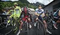 2013 Giro d'Italia.stage 11.Tarvisio - Vajont: 182km..Jens Keukeleire (BEL)