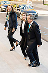 Queen Letizia attends the seminar on nutrigenomics in the Higher Council for Scientific Research (CSIC) in Madrid. November 30, 2015. <br /> (ALTERPHOTOS/BorjaB.Hojas)