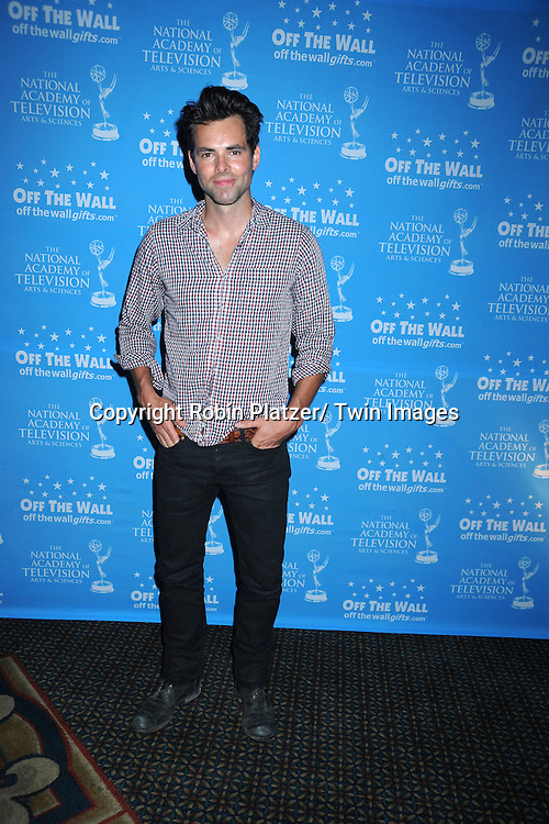 Jason Thompson      attending The Gifting Suite for the Daytime Emmy Awards on June 18, 2011 at The Las Vegas Hilton in Las Vegas, Nevada. Off The Wall  Productions produced the Gifting Suite.