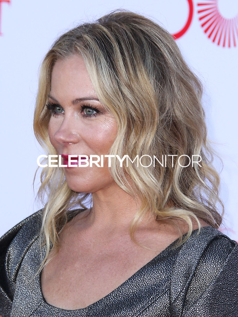 LOS ANGELES, CA, USA - JULY 19: Christina Applegate at the 4th Annual Celebration Of Dance Gala Presented By The Dizzy Feet Foundation held at the Dorothy Chandler Pavilion at The Music Center on July 19, 2014 in Los Angeles, California, United States. (Photo by Xavier Collin/Celebrity Monitor)