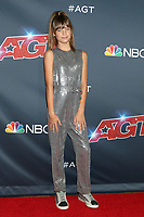 "LOS ANGELES - AUG 20:  Charlotte Summers at the ""America's Got Talent"" Season 14 Live Show Red Carpet at the Dolby Theater on August 20, 2019 in Los Angeles, CA"