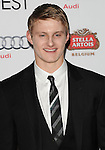 Alexander Ludwig at the Lone Survivor Premiere, held at TCL Chinese Theatre Los Angeles, Ca. November 12, 2013.