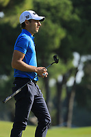 Joakim Lagergren (SWE) during the third round of the Turkish Airlines Open, Montgomerie Maxx Royal Golf Club, Belek, Turkey. 09/11/2019<br /> Picture: Golffile | Phil INGLIS<br /> <br /> <br /> All photo usage must carry mandatory copyright credit (© Golffile | Phil INGLIS)