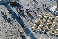 Piazetta San Marco, Venedig,  Venetien, Italien, Unesco-Weltkulturerbe