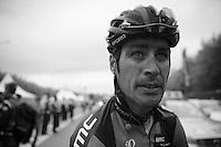 Manuel Quinziato (ITA/BMC) post-race<br /> <br /> Ronde van Vlaanderen 2014
