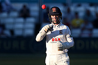 Adam Wheater of Essex catches the ball during Essex CCC vs Somerset CCC, Specsavers County Championship Division 1 Cricket at The Cloudfm County Ground on 26th June 2018