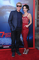 "12 June 2017 - Westwood, California - Matthew Modine, Ruby Modine. ""47 Meters Down"" Los Angeles Premiere held at Regency Village Theatre in Westwood. Photo Credit: Birdie Thompson/AdMedia"