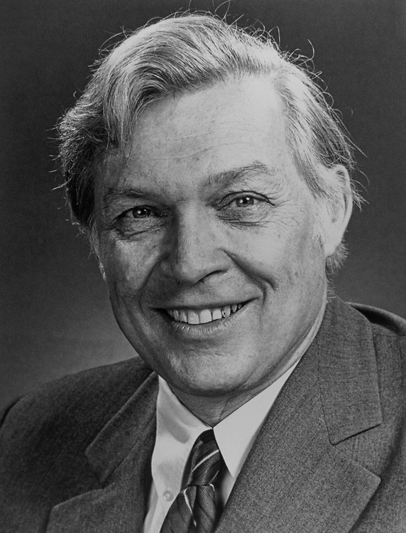 Rep. Robert Kastenmeier, D-Wis. in 1989. (Photo by CQ Roll Call)
