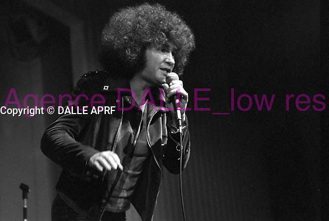 Robert CHARLEBOIS<br /> 70's<br /> &copy; LEBRE/ DALLE