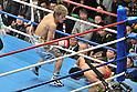 Yota Sato (JPN), Suriyan Sor Rungvisai (THA),.MARCH 27, 2012 - Boxing : WBC super flyweight title bout at Korakuen Hall in Tokyo, Japan..(Photo by Hiroaki Yamaguchi/AFLO).3 ().