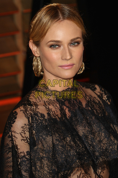WEST HOLLYWOOD, CA - MARCH 2: Diane Kruger attending the 2014 Vanity Fair Oscar Party in West Hollywood, California on March 2nd, 2014. <br /> CAP/ADM/UPA<br /> &copy; UPA/AdMedia/Capital Pictures