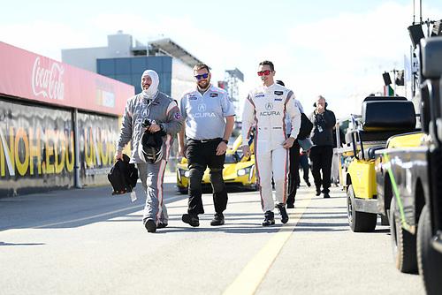 #6 Acura Team Penske Acura DPi, DPi:  Dane Cameron