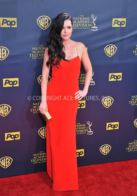 WWW.ACEPIXS.COM<br /> <br /> April 26 2015, LA<br /> <br /> Katie Lee arriving at The 42nd Annual Daytime Emmy Awards at Warner Bros. Studios on April 26, 2015 in Burbank, California.<br /> <br /> By Line: Peter West/ACE Pictures<br /> <br /> <br /> ACE Pictures, Inc.<br /> tel: 646 769 0430<br /> Email: info@acepixs.com<br /> www.acepixs.com