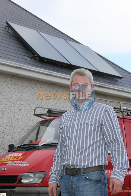 Pictures of Mike Reilly from Raphannmore Lodge, Collon, Co Louth Ireland...Photo: Fran Caffrey/www.newsfile.ie..unlimited licence to use on behalf of Worcester Bosch..