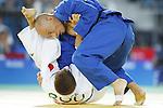 Makoto Hirose (JPN),<br /> SEPTEMBER 8, 2016 - Judo : <br /> Men's -60kg Semi-Final<br /> at Carioca Arena 3 during the Rio 2016 Paralympic Games in Rio de Janeiro, Brazil. (Photo by Shingo Ito/AFLO)