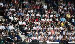 AMSTELVEEN - Hockey - Hoofdklasse competitie dames. AMSTERDAM-DEN BOSCH (3-1) . Volle tribune COPYRIGHT KOEN SUYK