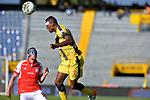 Independiente Santa Fe venció 1-0 a Alianza Petrolera. Fecha 3 Cuadrangulares Liga II-2019.