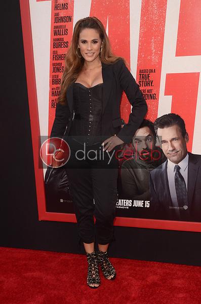 "Bonnie-Jill Laflin<br /> at the ""Tag"" World Premiere, Village Theater, Westwood, CA 06-07-17<br /> David Edwards/DailyCeleb.com 818-249-4998"